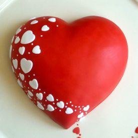 1 Kg Valentine Special Cake